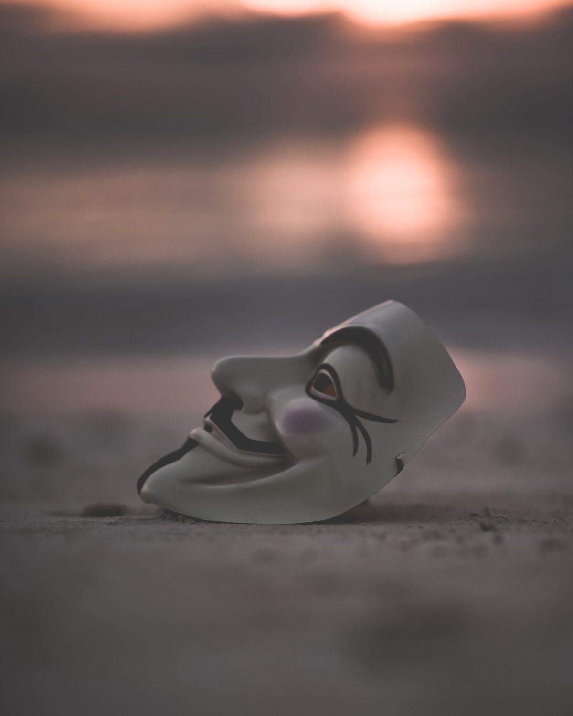 Leven zonder maskers