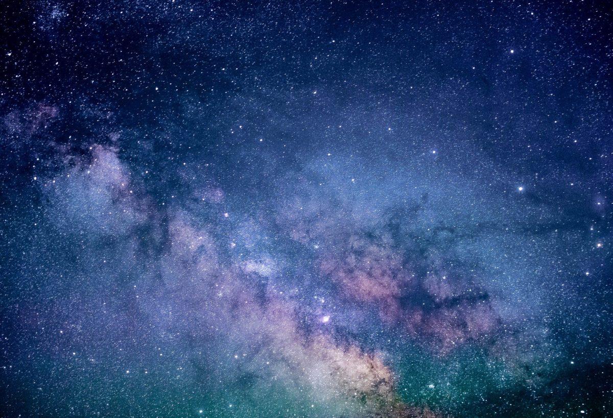 Met het universum aan je zijde